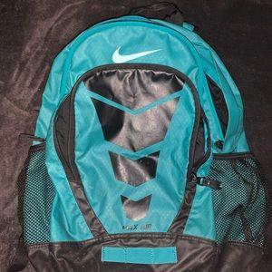 Nike air teal backpack